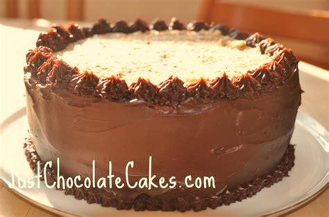 german chocolate cake recipe moist  delicious