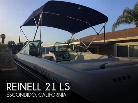 reinell  ls   sale   boats  usacom
