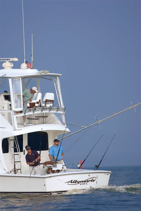 Albemarle Boat Construction by Research Albemarle Boats 410 Express Fisherman On Iboats