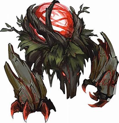 Lol Legends League Monster Buff Fantasy Creature