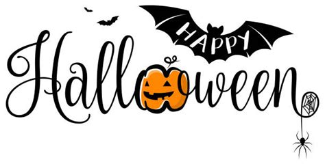 Halloween banners svg, png, pdf, eps, dxf files. Best Happy Halloween Banner Illustrations, Royalty-Free ...