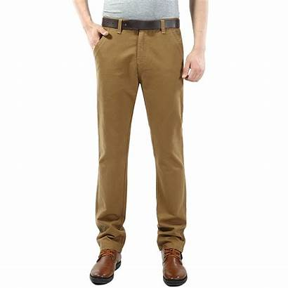 Pants Casual Business Trousers Cotton Twill Pant