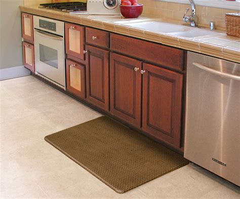 Pro Chef Kitchen Mat With Cushion