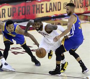 Warriors beat Cavs 118-113, putting them one win away from ...