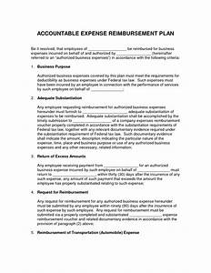 best photos of medical reimbursement plans medical With accountable plan template