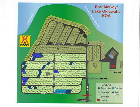 Fort Mccoy Florida Area Attractions And Activities Fort