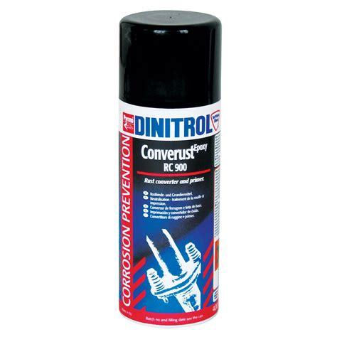 rc900 rust converter aerosol primer prevention dinitrol proofing 400ml