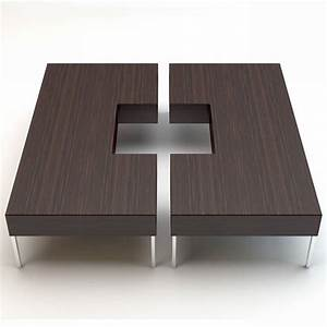 Contemporary coffee table for living room contemporary for Contemporary wood coffee tables and end tables