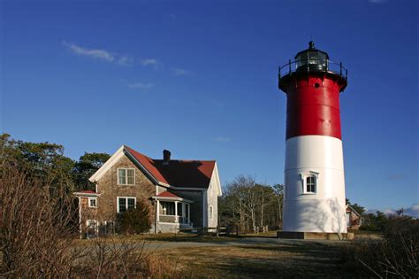 Monomoy Point Lighthouse - Cape Cod Lighthouses