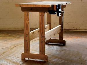 How to Build a Workbench: Simple DIY Woodworking Project