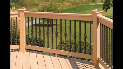Porch Railing Wood - wood deck designs wood deck railing designs