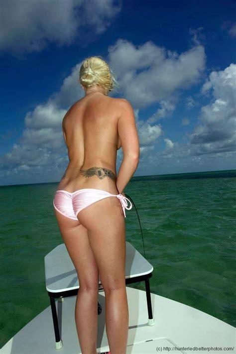 fishing bikini hunter inshore key west bass fly sea fish fishin reel skiff boating