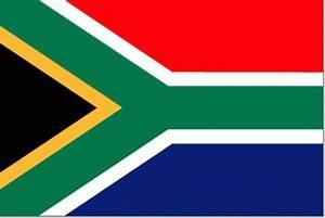 vlag Zuid-Afrika 150x225cm voordelig kopen bij Vlaggenclub!