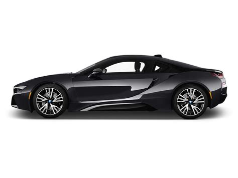Image 2017 Bmw I8 Coupe Side Exterior View, Size 1024 X