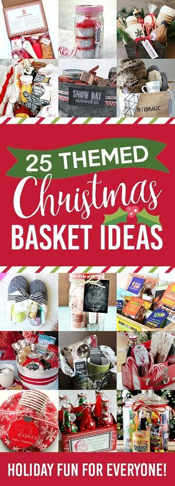 latest new gift baskets for christmas 25 best themed basket ideas style vast