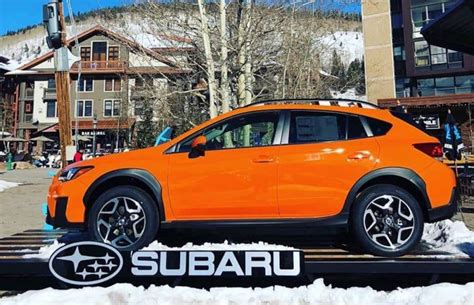 subaru scores kbbs  trusted brand  years   row