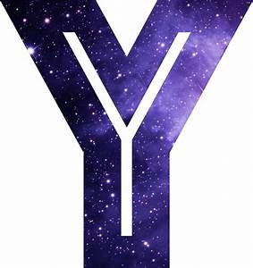 """""""The Letter Y - Space"""" Stickers by Mike Gallard Redbubble"""