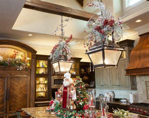 Christmas Decor Ideas For Kitchen