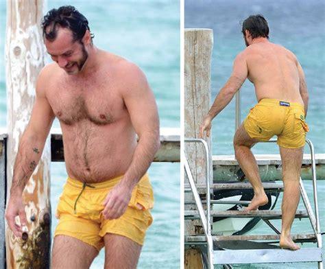 My New Plaid Pants Jude Law Three Times