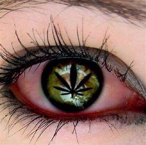 Weed eye | lets trip balls? | Pinterest