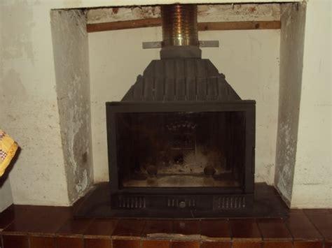 hotte de cuisine sans moteur comment habiller une cheminée après la pose d 39 un insert