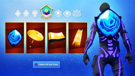 arena rewards  fortnite  items youtube