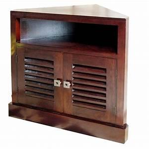 Meuble D Angle : meuble tv en angle conforama solutions pour la d coration int rieure de votre maison ~ Teatrodelosmanantiales.com Idées de Décoration