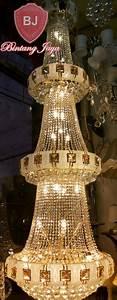 Jual Lampu Gantung Kristal Hotel Seri -02