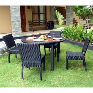 Ensemble Table Et Chaise De Jardin : ensemble lounge jardin ~ Dailycaller-alerts.com Idées de Décoration