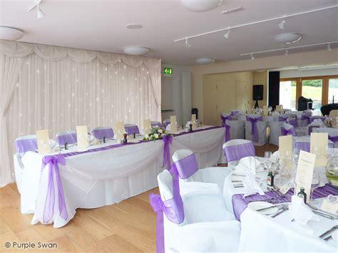 wedding venue decoration cumbria lake district