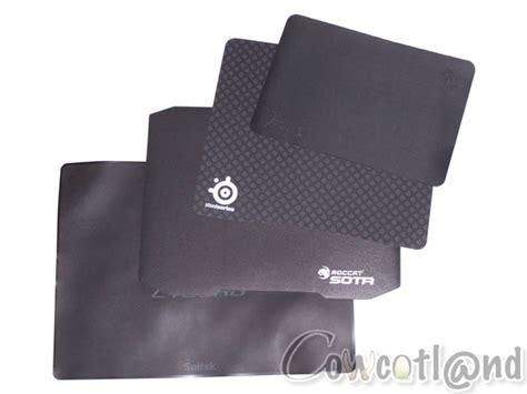comparatif de tapis de souris chez cowcotland portables4gamersportables4gamers