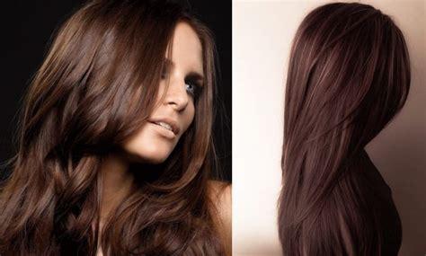 pelo color chocolate colores de pelo que marcan tendencia en el pr 243 ximo 2017