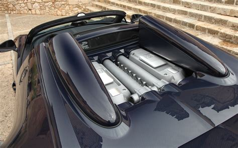 Bugatti Veyron Engine Price by 2013 Bugatti Veyron Grand Sport Vitesse Engine 2 Photo 36