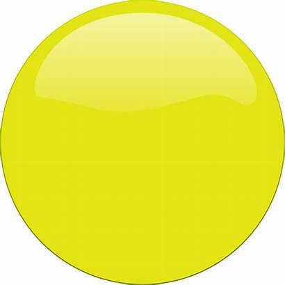 Button Yellow Clip Svg Web Clipart Icon