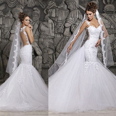 Permalink to Low Cut Back Wedding Dresses