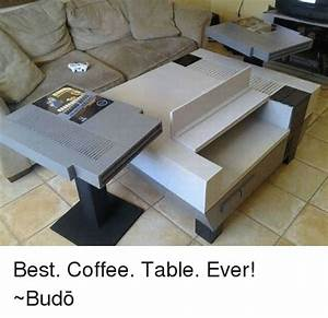 best coffee table ever budo meme on sizzle With best coffee table ever
