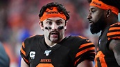 Baker Mayfield explains why he shaved handlebar mustache ...
