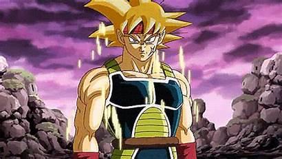 Bardock Saiyan Ssj Transformation Saiyajin Goku Vegeta