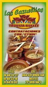 Las Cazuelitas Taquiza Buffet para eventos en Guadalajara Teléfono y más info
