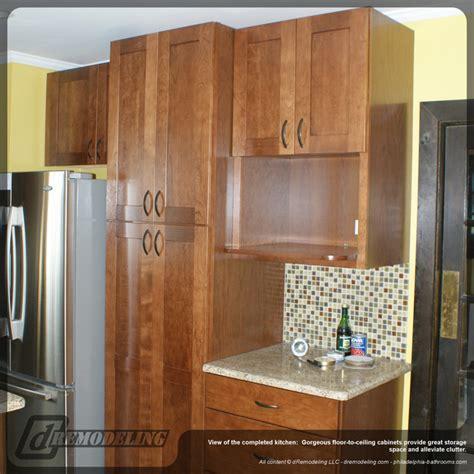 floor to ceiling kitchen cabinets floor to ceiling wood kitchen cabinets traditional