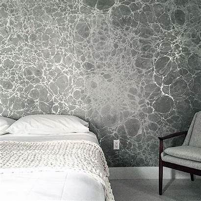 Bedroom Marble Wall Bedrooms Marbleized Uploaded User