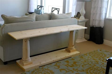 restoration hardware sofa table 1000 images about sofa tables on pinterest extra