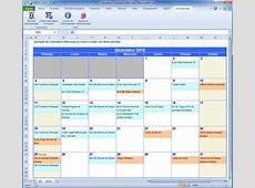 WinCalendar Criador de Calendário Excel com Feriados