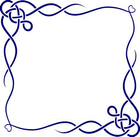 leafless vine frame clip art  clkercom vector clip