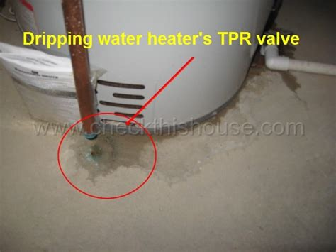 Tank Gas Water Heater Maintenance 2  Tprv, Tank Drainage