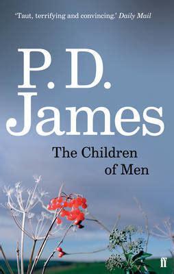 children  men  pd james reviews discussion bookclubs lists