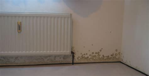 Feuchte Wand Schimmel by Feuchtigkeit In Der Wand Ursache