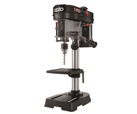 ozito   speed bench drill press bunnings warehouse