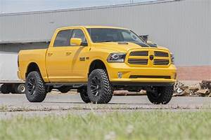 Rough Country 6in Dodge Ram 1500 Suspension Lift Kit 2012 2017