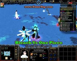 Bleach Vs One Piece Warcraft 3 Map Download